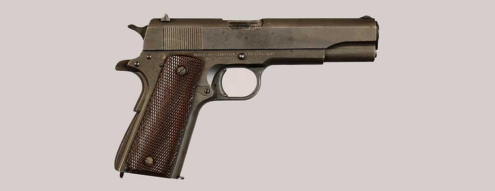 Remington Rand M1911 A1
